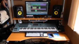 getlinkyoutube.com-My Home Studio