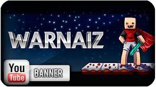 getlinkyoutube.com-SPEED ART  - WARNAIZ BANNER
