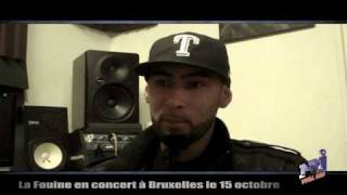 Interview de la fouine - Nrj total r&b
