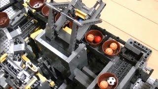 getlinkyoutube.com-Die größte Lego-Maschine der Welt