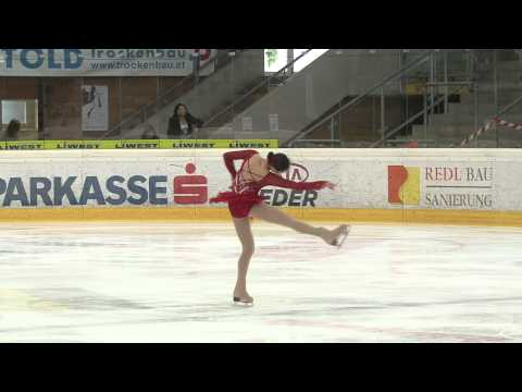 7 Hae Jin KIM (KOR) - ISU JGP Austria 2012 Junior Ladies Short Program -fcvyYIXdjno