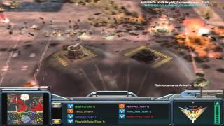 getlinkyoutube.com-The Hardest Art of Defense (C&C Generals zero hour)
