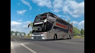 ETS2 Transportes Occidentales DD | Modasa Zeus 3 | Mod Ecuador