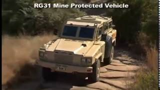 getlinkyoutube.com-BAE Systems - RG35 Mine Protected Family Of Vehicles [480p]