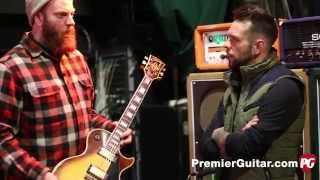 Rig Rundown - Four Year Strong's Alan Day, Dan O'Connor, and Joe Weiss