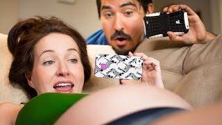 getlinkyoutube.com-Weird Things Pregnant Couples Do