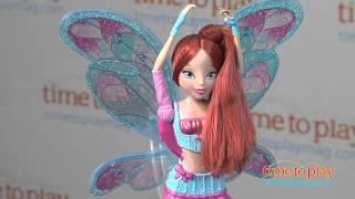 getlinkyoutube.com-Winx Club Magic Wings Bloom from Jakks Pacific