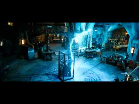 Tesla Coil Scene Sorcerer's Apprentice (Secrets - OneRepublic)