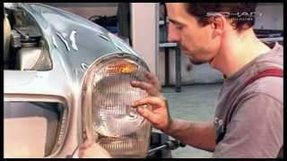 getlinkyoutube.com-Schad Oldtimer Mercedes-Benz Restauration