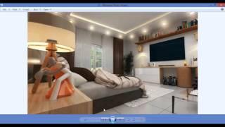 getlinkyoutube.com-ورشة التصميم الداخلى باسكتش اب 1  :) .. SketchUp Interior Workshop 1