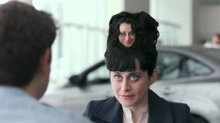 Cars Com Commercial Pop Hair Backwards Youtube