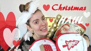 getlinkyoutube.com-Christmas Haul | Vianočné nákupy