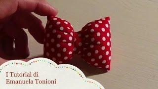getlinkyoutube.com-I Tutorial di Emanuela Tonioni: il Fiocchetto Imbottito