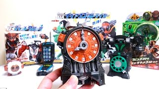 getlinkyoutube.com-【仮面ライダーゴースト】ゴーストガジェットシリーズ03 バットクロック ヲタファの遊び方レビュー Kamen Rider Ghost DX Ghost Gadget 03 Bat Clock
