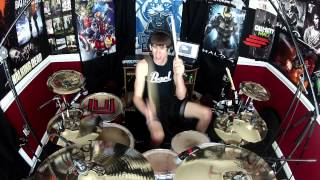 getlinkyoutube.com-Can't Hold Us - Drum Cover - Macklemore & Ryan Lewis (Feat. Ray Dalton)