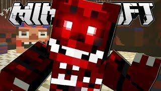 getlinkyoutube.com-Minecraft | FIVE NIGHTMARES AT FREDDY'S FUN RUN!! | Custom Map