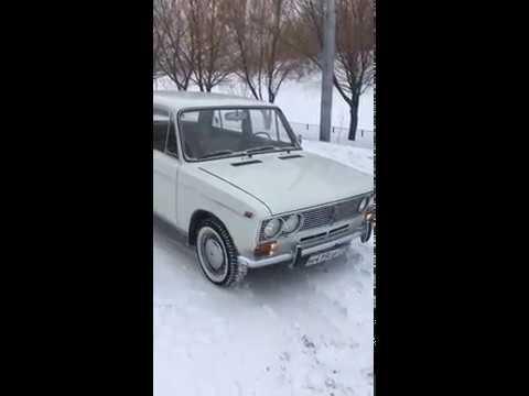 ВАЗ 2103, 1975