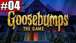 Goosebumps The Game Walkthrough Part 4 No Commentary Gameplay Lets Play