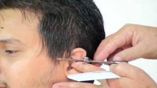 getlinkyoutube.com-curso de corte de cabelo curtíssimo clássico