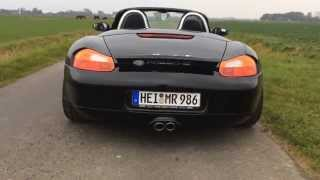getlinkyoutube.com-TechArt - Porsche Boxster 986  - Breitversion - Widebody - 986 - Techart - Tuning