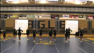 getlinkyoutube.com-Division 1 Region 1 MHSAA Competitive Cheer Regional Competiton at Hartland High School February 22