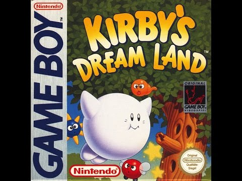 Gaming Paraphilia: Kirby's Dream Land Playthrough