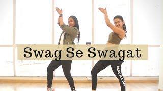 Swag Se Swagat I Tiger Zinda Hai I Team Naach Choreography
