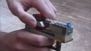 Lego Shell Ejecting Colt 25