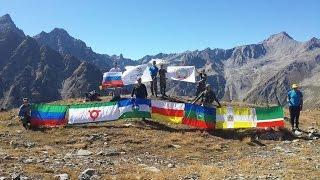 getlinkyoutube.com-Восхождение на 3120 м в РСО-Алания