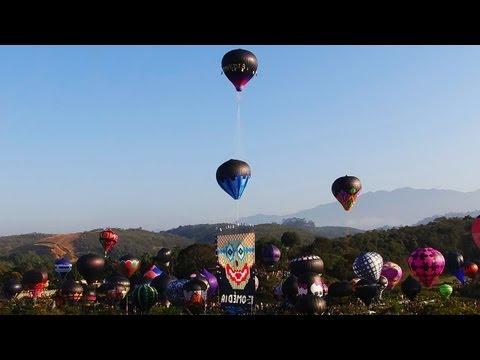 4º Festival de Balões Sem Fogo - SAB - Nova Iguaçu