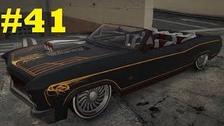 getlinkyoutube.com-GTA V - PC - #41 - TUNING DIFERENCIADO -  *** ALBANY BUCCANEER *** TOP *** - PT-BR