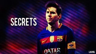 getlinkyoutube.com-Lionel Messi 2016 ● Secrets ● Greatest Skills & Goals | HD