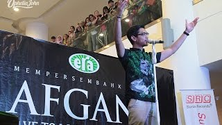 getlinkyoutube.com-Afgan L1VETOLOVE Showcase in Kuching