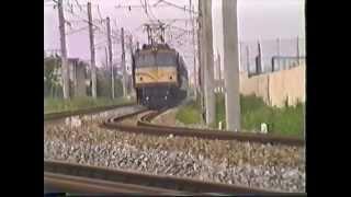 getlinkyoutube.com-想い出の鉄道シーン64 紀勢本線・阪和線 EF58・EF15・ED60・381系・113系