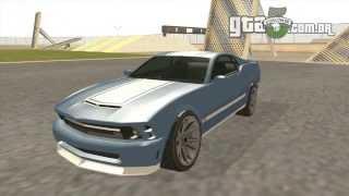 getlinkyoutube.com-Vapid Dominator do GTA V para GTA San Andreas