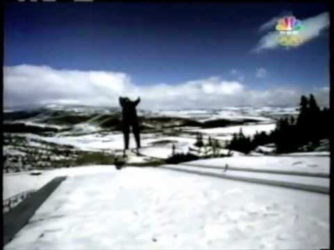 2002 Winter Olympics: Men's Nordic Combined 90M Ski-Jumping