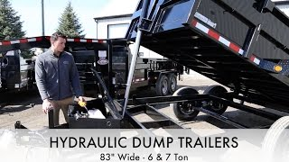 The Ultimate Dump Trailer - Buying the Right Dump Trailer