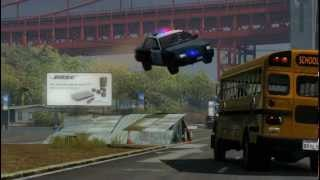 getlinkyoutube.com-Driver San Francisco Crashes, Stunts and Glitches 2