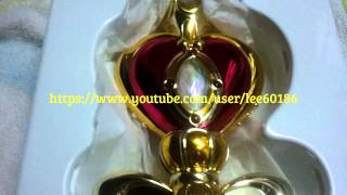 getlinkyoutube.com-美少女戰士 セーラームーン PROPLICA スパイラルハートムーンロッド 2015 螺旋愛心月權杖 BANDAI  Sailormoon Spiral Heart Rod