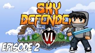 getlinkyoutube.com-Sky Defender VI : DIAMANT ? | Episode 2