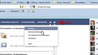 getlinkyoutube.com-Wie kann man die Facebook Nachrichten ausschalten? (Toturial)