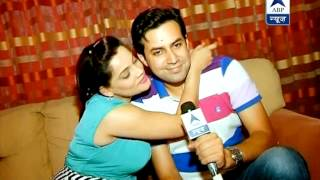 getlinkyoutube.com-Meet Meena bhabhi's real life husband
