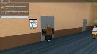 getlinkyoutube.com-Roblox-The Normal Elevator secret room opening :OOOOOO