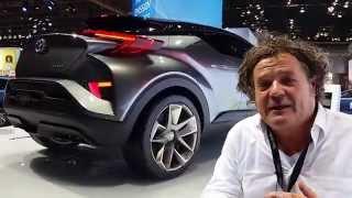 getlinkyoutube.com-Frankfurt 2015 - Toyota C-HR