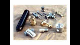 getlinkyoutube.com-Custom Made Air Gun Components - Robert Lane Design.
