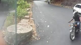 Dangerous road of Karnataka