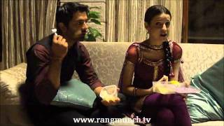getlinkyoutube.com-Barun and Sanaya- Rangmunch.TV- Part 1