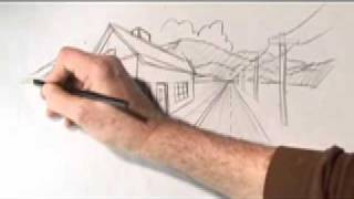 getlinkyoutube.com-How To Draw One and Two-Point Perspective, with Karl Gude