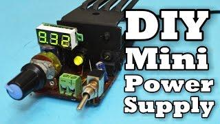 getlinkyoutube.com-DIY Mini Power Supply