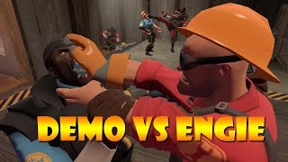 getlinkyoutube.com-TF2 bot battle 24: Demo Vs Engineer